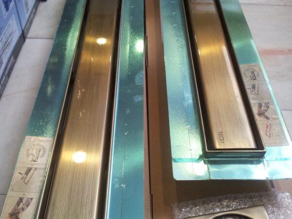 покрытие алюминиевых изделий под золото