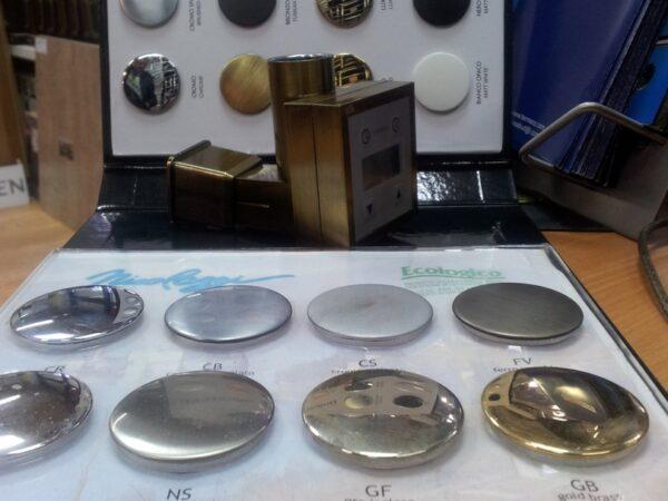 Гальваническое покрытие серебро-золото