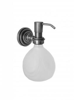 Дозатор для жидкого мыла настенный Versace (хром)