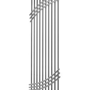 Полотенцесушитель Бордо 1600x500
