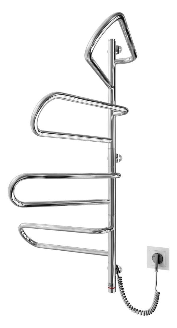 Электрический полотенцесушитель Тристар-I 1000x445
