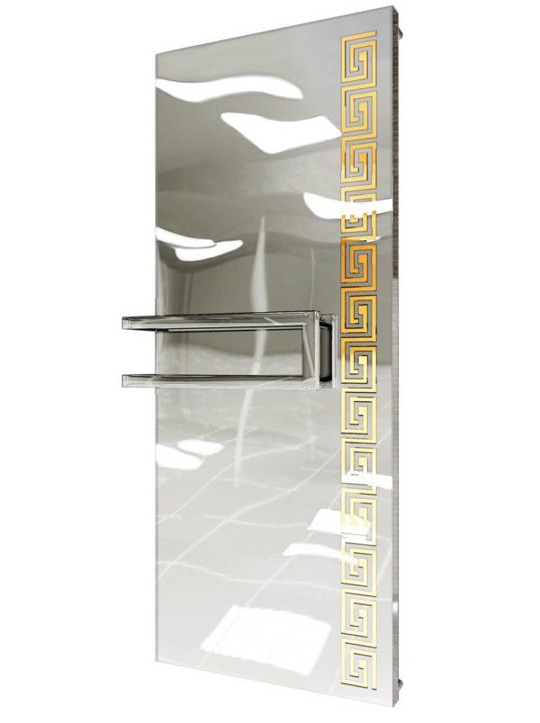 Цена на модель полотенцесушителя Родос 1500х600 фирмы Mario