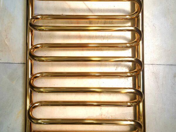 Работа по бронзированию изделий металла